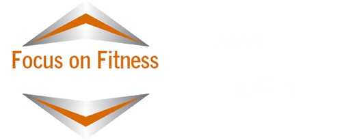 Focus On Fitness Personal Fitness Logo In Chandler Arizona